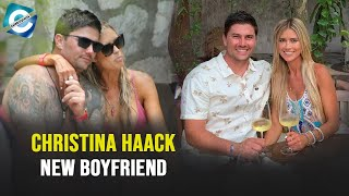 How long have Christina Haack and Joshua Hall been dating?