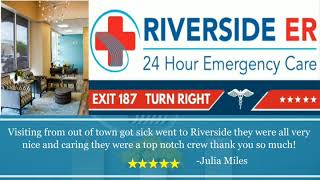 Top Rated Emergency Room| Riverside ER New Braunfels, TX