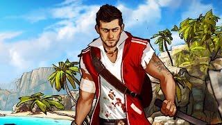 ESCAPE DEAD ISLAND - Gameplay do Início, em Português!