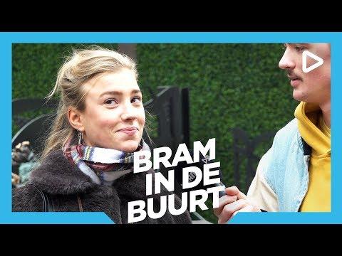 'Ik ben wild' - Bram In De Buurt | SLAM!