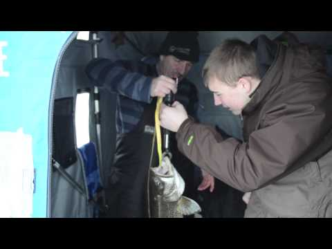 2013 Cranberry Portage Ice Fishing