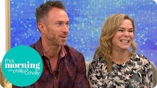 Dancing on Ice: James Jordan on Overcoming Injuries to Become Champion | This Morning