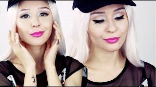 Iggy Azalea So Fancy make up tutorial be Anastasiya Shpagina