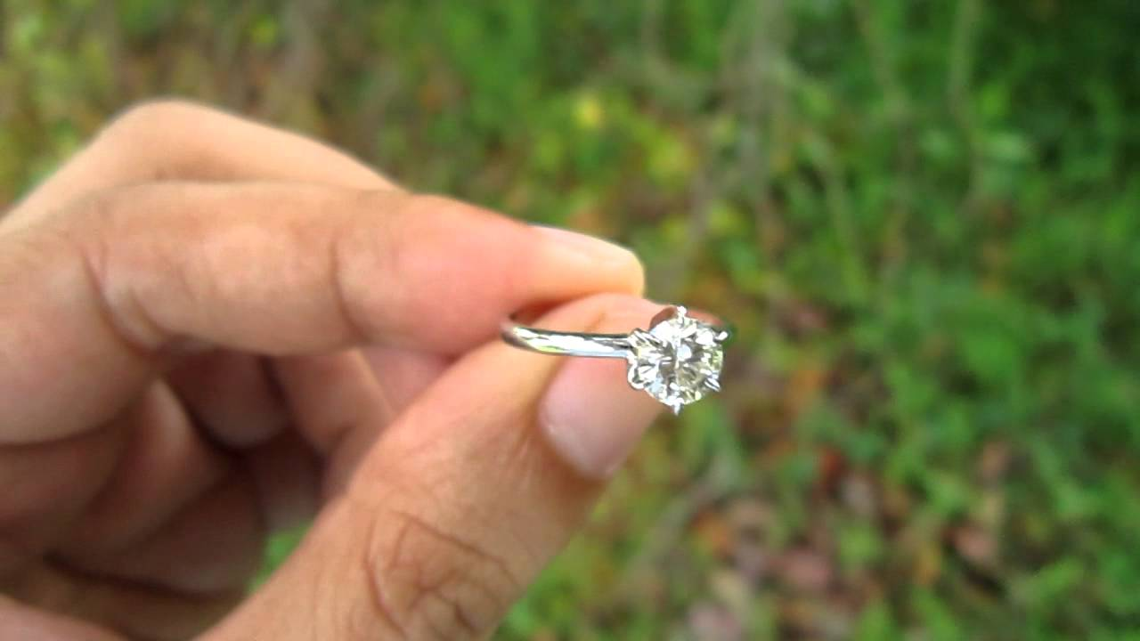 Carat Engagement Ring