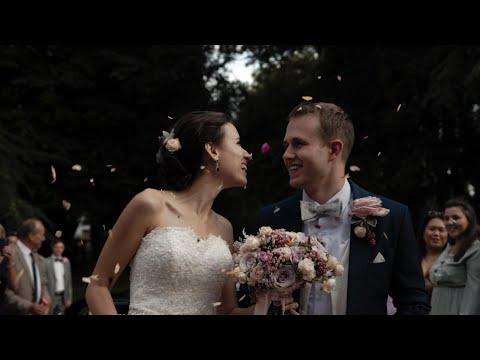 Lanwades Hall Wedding /  Naomi & Chris / Wedding Film