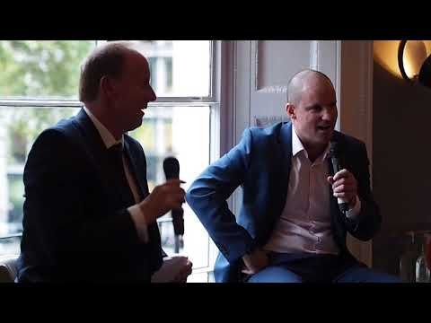 Andrew Strauss Lunch Highlights - London Sporting Club