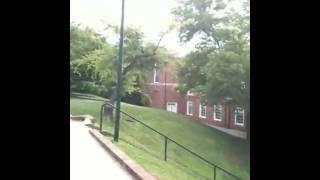 バージニア大学に着いた!!