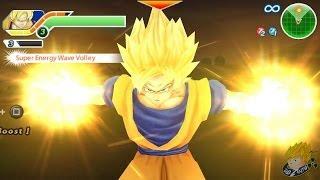Dragon Ball Z Tenkaichi Tag Team - | Cell Games Begin | (Part 20)【HD】