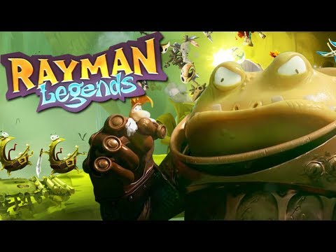 Rayman Legends: 100% Guide - Toad Story