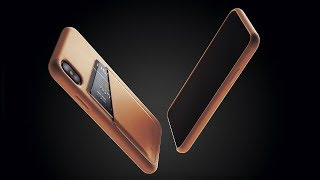 видео Чехол для iPhone X | аксессуары, купить чехлы на Айфон Х, бампер - wookie.com.ua
