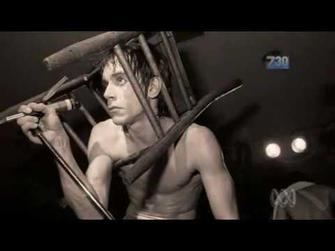 ABC 7.30: Iggy Pop interview