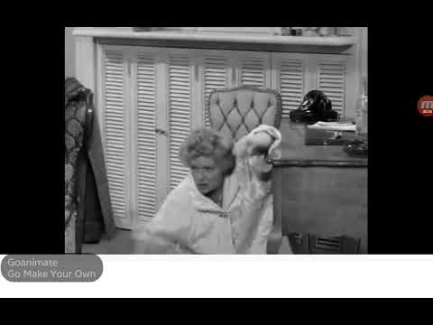 I Love Lucy Season 1 Episode 4 End Credits