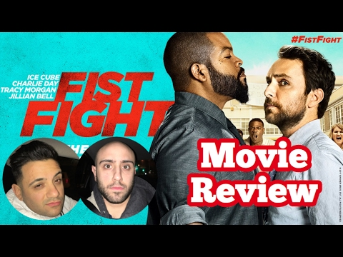 Fist Fight Movie Review (2017)