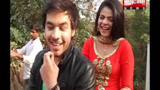 On Location of Colors Tv Serial  - Thapki Pyaar Ki