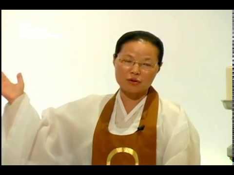 원불교 이오은 Healing the Wound 치유 (Won Buddhism, Chung Ohun Lee)