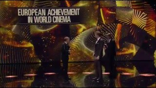Christoph Waltz At The 28th European Film Awards, 12 December 2015 Berlin, Germany