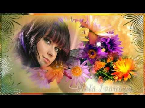 Я желаю ВАМ счастья Самые красивые цветы и музыка для друзей