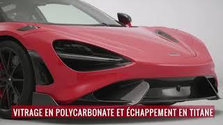McLaren 765 LT : La Supercar En Vidéo