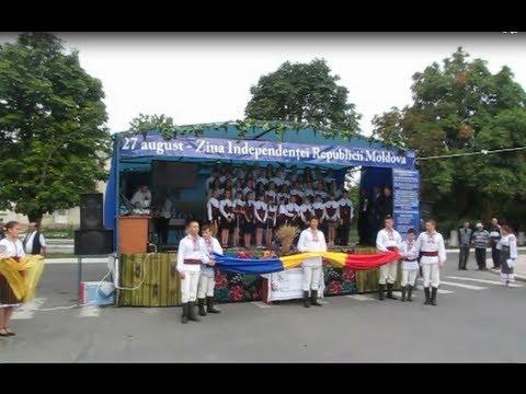 Ziua Independenței Republicii Moldova - Fălești 27.08.2013