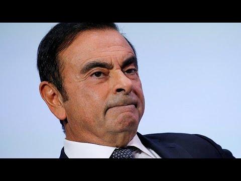 Renault-Nissan-Chef Ghosn verhaftet