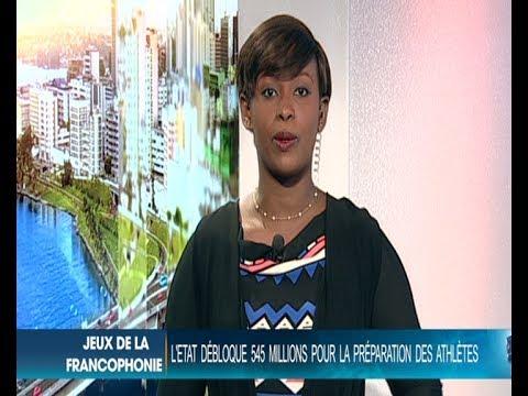 Flash de 18 heures de RTI 1 du 23 mai 2017 avec Fatou Fofana