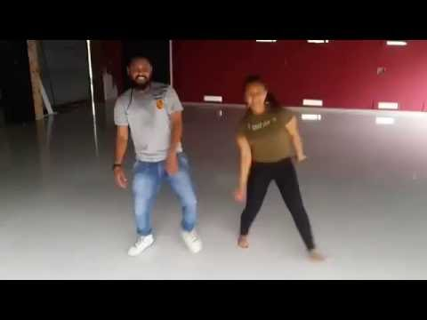 Aashika bhatia HOT dance practice
