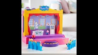 Peppa Pig's Stage Playset / peppe gris scene lekeset