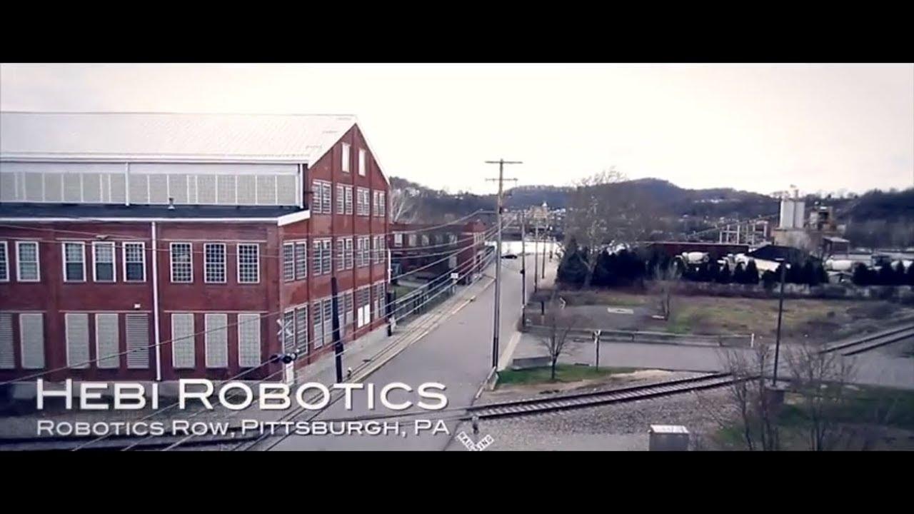 Intro To Hebi Robotics Youtube