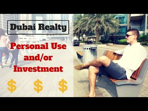 Dubai Real Estate: common mistake (Personal use and/or Investment).