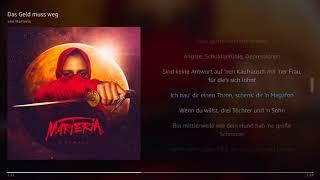 Marteria - Das Geld muss weg | Lyrics