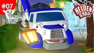 Helden van de stad - De spookauto