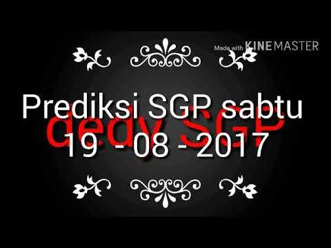 Prediksi Sgp Venus Kamis 24 Agustus 2017