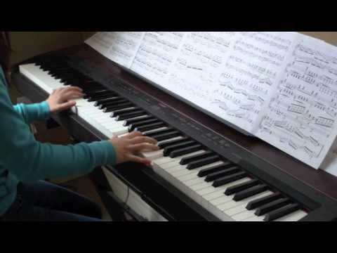 Leonard Cohen - Hallelujah (Piano, Kyle Landry Cover)