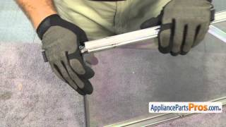 Range Inner Door Glass (part #74003645) - How To Replace