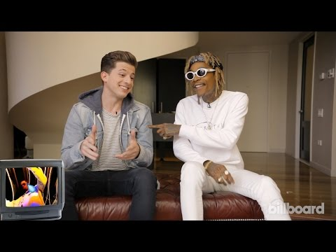Wiz Khalifa and Charlie Puth: How They Wrote See You Again, Honoring Paul Walker Photo Shoot