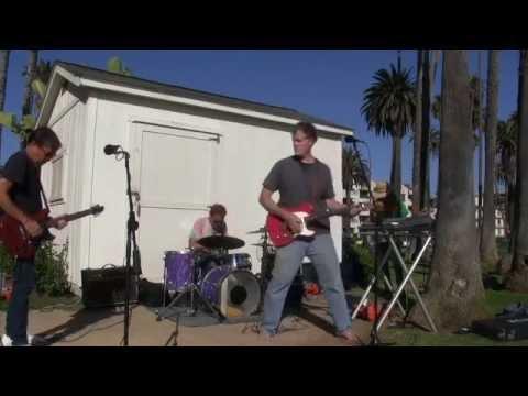 "September 1, 2014 ""Under the Sky"" Band Live at Santa Monica Rose Garden"