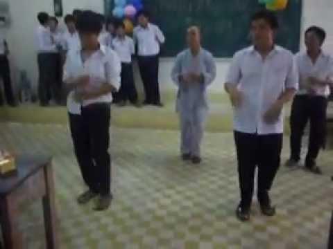 Nobody (Lớp 11B12 Trường THPT Tân Hiệp-Kiên Giang)