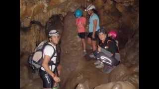 Cueva de la Sarsa en la Sierra de Mariola Bocairent VALENCIA 22julio2012