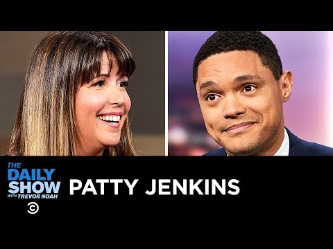 "Patty Jenkins - Championing the Spirit in ""I Am the Night"" 