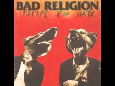 Bad Religion - Recipe For Hate Lyrics | MetroLyrics