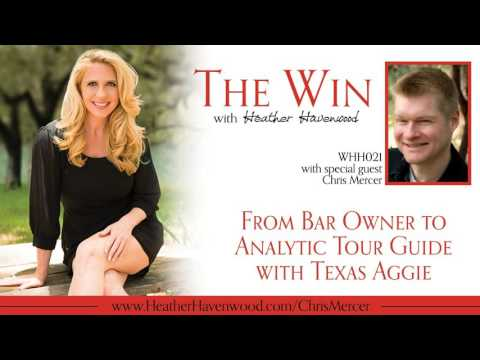 21: From Bar Owner to Analytic Tour Guide with Texas Aggie -