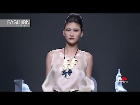 ANA LOCKING Spring Summer 2013 Madrid - Fashion Channel