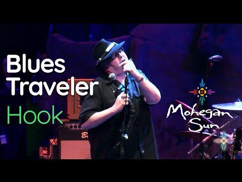 "Blues Traveler Performs ""Hook"" Live at the Wolf Den, Mohegan Sun"