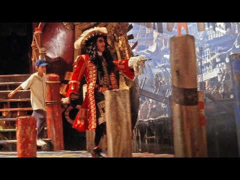 Hook - Last takes on 8th August 1991