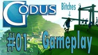Godus - La GUERRE - Gameplay commenté FR HD PC