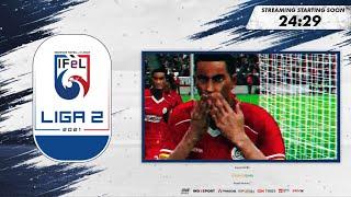Indonesian Football e-League 2 Matchweek 3 Day 2