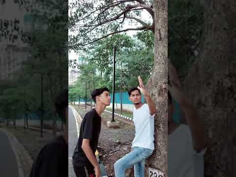 Amar Bhai thoda jaldi mar leta hahaha 😀 funny video 😂😁