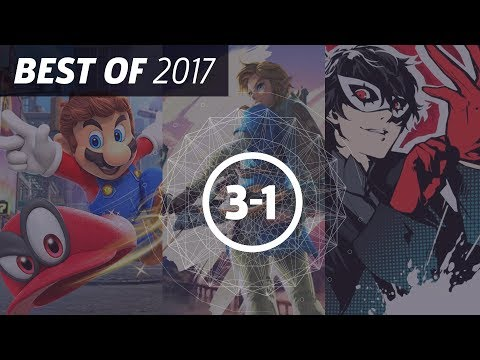 GameSpot's Best Of The Year Countdown #3 To #1 Reveal Live