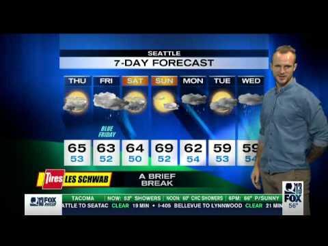 Stefan Frei Anchors the Weather for Q13 Fox
