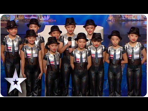 Young Tappers Dance Thrilogy Dazzle Judges | Asia's Got Talent Episode 3